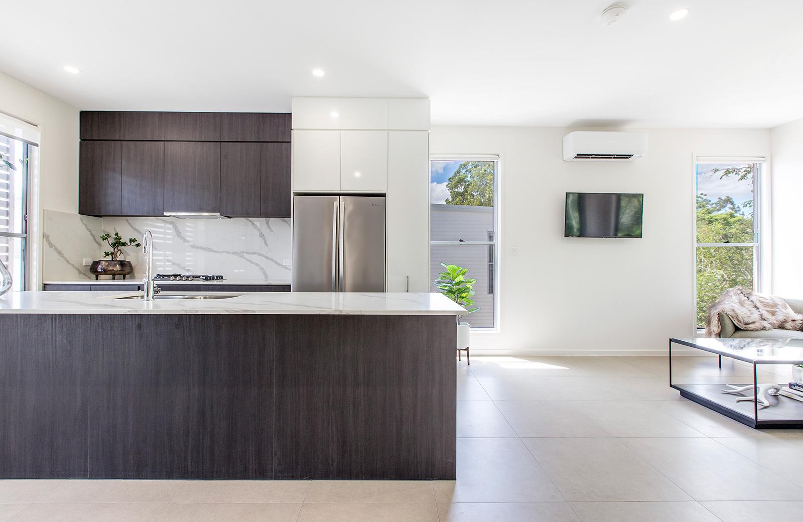 Tallowwood Apartments Kitchen